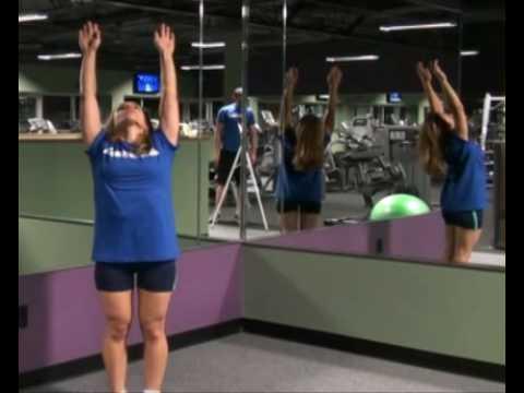 Yoga, Standing Back Bend Front : BeYourTrainer.com