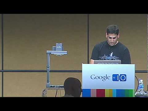 Google I/O 2010 - Building push applications for Android