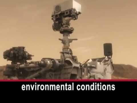 Curiosity Rover: 'A Mars Scientist's Dream Machine'