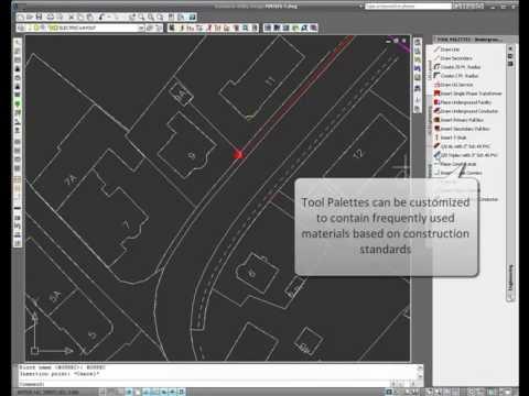 Intelligent Design with Autodesk Utility Design