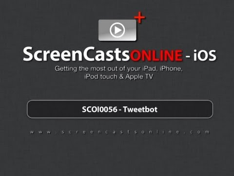 Trailer for SCOI0056 - Tweetbot - Twitter Client