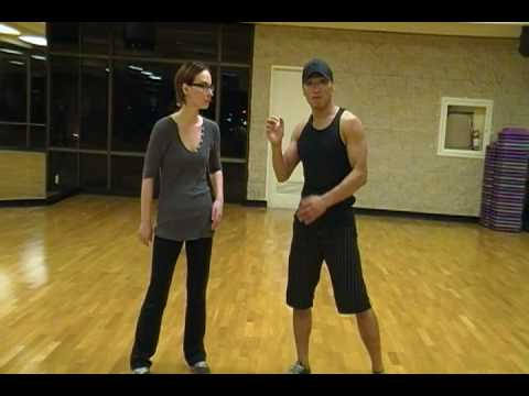 Wing Chun - Passing The Basketball (part 2)