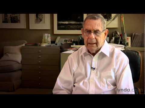 lynda.com documentary | Doyald Young, Logotype Designer—Doyald's Story