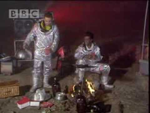 The party - Red Dwarf - BBC comedy