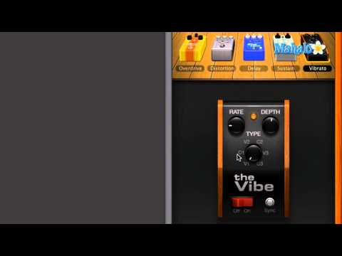 Learn GarageBand in 30 Days: Vibrato Pedal