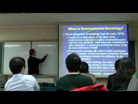 Environmental Sociology 2 (1/4): 5 Different Blames for Environmental Degradation