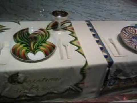 """Judy Chicago's """"The Dinner Party"""" at the Brooklyn Museum"""