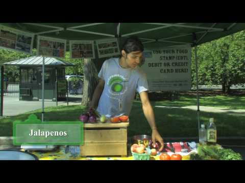 Greenmarket Recipe: Stone Fruit Summer Salsa