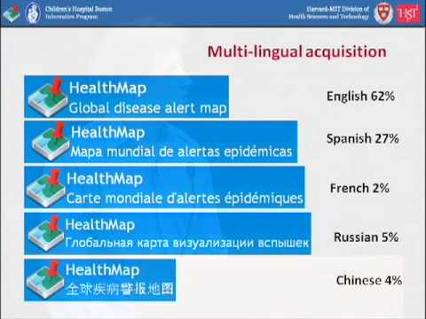 HealthMap: Digital Disease Detection