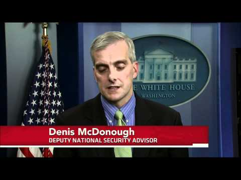McDonough: U.S. Military Brass 'Absolutely' OK With Iraq Withdrawal by 2012