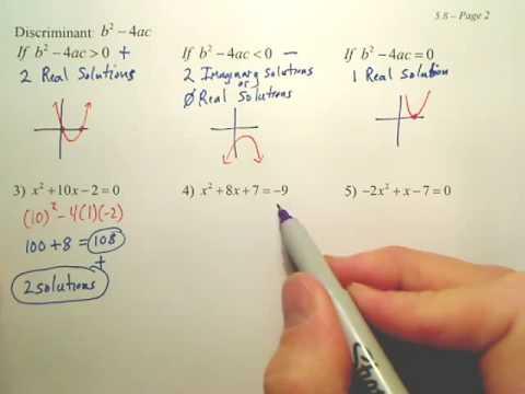 Algebra 2   5.8b