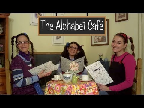 "Preview of ""The Alphabet Cafe"" by Snap Smart Kids Kids Songs"