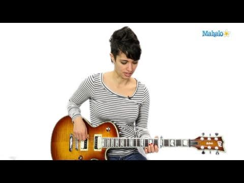How to Play a G Major 7 Arpeggio on Guitar