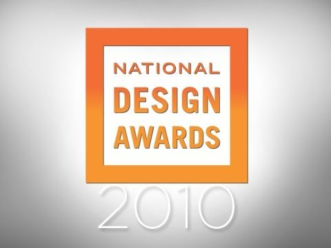 2010 National Design Awards: Interaction Design - Lisa Strausfeld