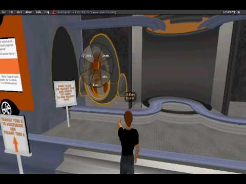 Geek Squad in Second life