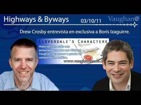 Highways & Byways: Drew Crosby interviews Boris Izaguirre