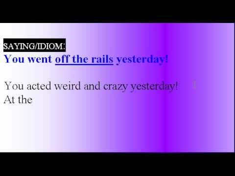 Learn English Idioms Lesson #32