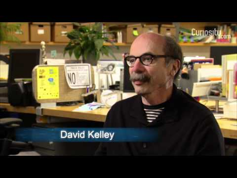 David Kelley: What Makes him Curious?