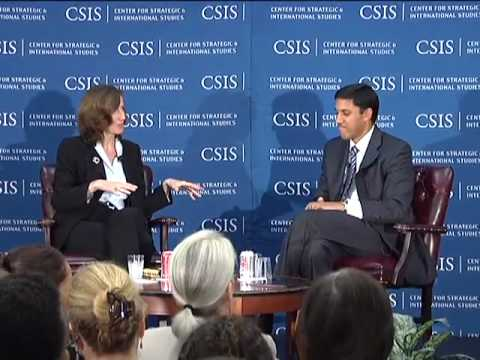 Video Highlight: Statesmen's Forum: Dr. Rajiv Shah, USAID Administrator