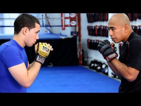 Countering the Hook | MMA Fighting Techniques