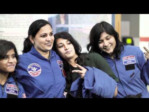 Space Camp 2011: Enjoying Teamwork