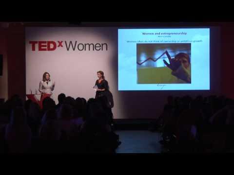 TEDxAmsterdamWomen - Desiree en Cilian - 01/12/2010