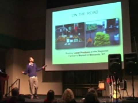 TEDxAlbany - EJ Krans - Mobile Markets as Vehicles for Nutritional Equality