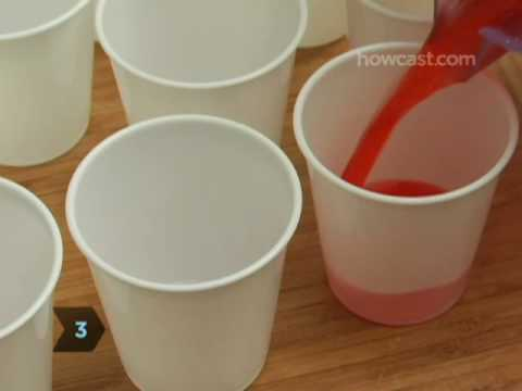 How To Make Jell-O Shots