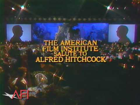 Alfred Hitchcock: AFI Life Achievement Award Show Open
