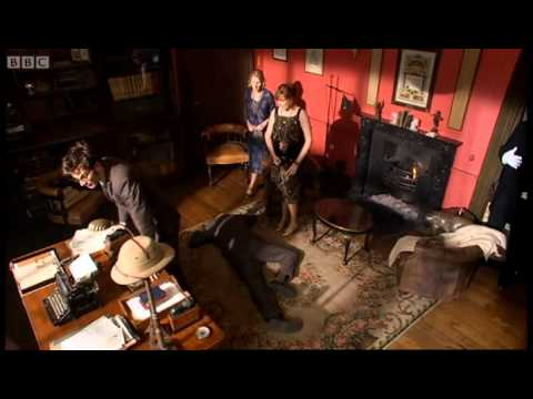 Agatha Christie murder mystery part 1 - Doctor Who - BBC