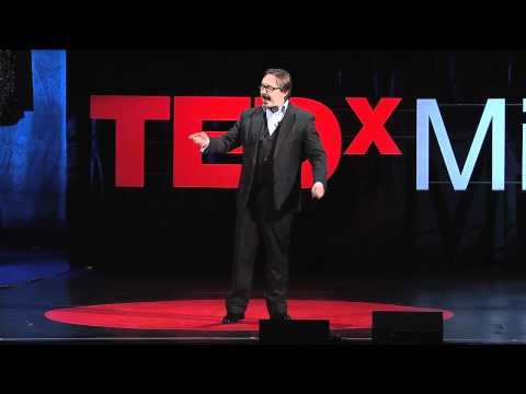 TEDxMidwest - John Hodgman 1 - The End is Nigh