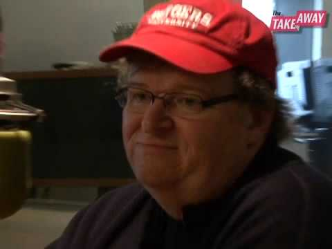 The Takeaway and Michael Moore: Web Extra