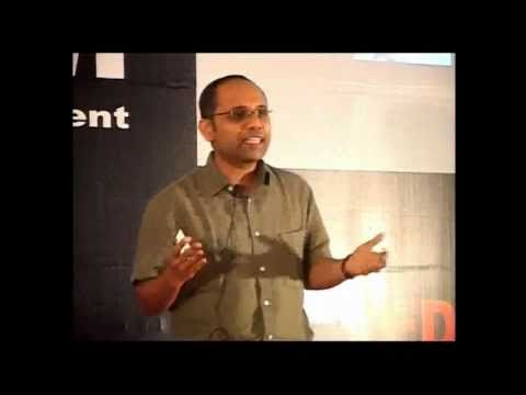 TEDxSRM - Sriram Ayer - Experiences Sharing - Working with Children from Challenging Situations