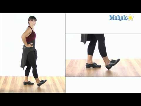How to Do a Scuffle Step in Tap Dance
