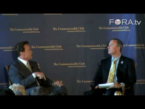 Schwarzenegger Defends California Emission Standards