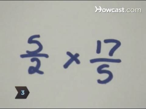 How to Multiply Mixed Numbers