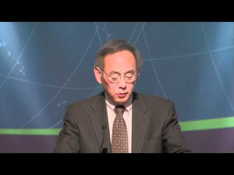 Steven Chu: Reducing Carbon Emissions