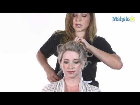 How to Syle Short Hair - Pompadour
