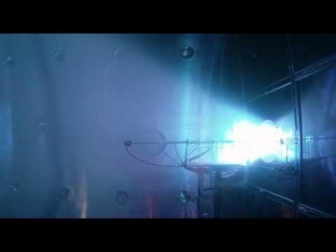 VASIMR VX-200 firing for 25 seconds