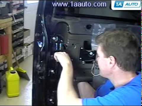 How To Install Replace Door Locks Chevy GMC Truck Silverado Sierra Yukon Tahoe Suburban - 1AAuto.com
