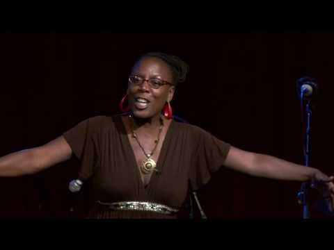 TEDxAsheville - Glenis Redmond - 8/30/09