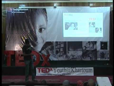 TEDxYouth@Khartoum, Anwar Dafa-Alla: TED Initiatives  , Nov.26.11