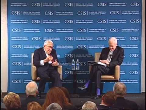 "CSIS Special Book Discussion: ""On China,"" with Henry Kissinger (Interview with Henry Kissinger)"