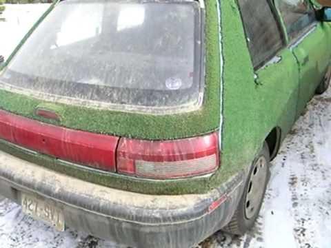 A Truly Green Car