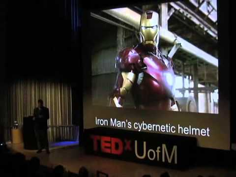 TEDxUofM - Daniel Ferris - Science and Engineering of Iron Man