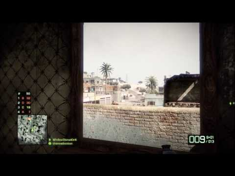 Battlefield Bad Company 2 - Epic Pwnage! (Online Multiplayer Gameplay) (HD)