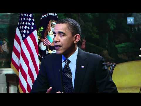 President Obama's Remarks on Egypt