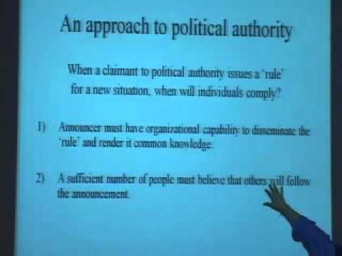 "Islam and Politics in a Globalizing World - Pt 3 - ""Why does Islam become politicized?"""