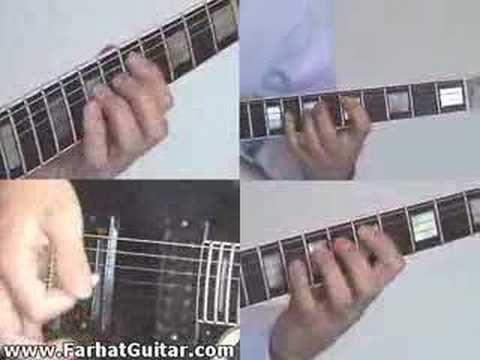 The trooper Part 5 Iron Maiden www.FarhatGuitar.com