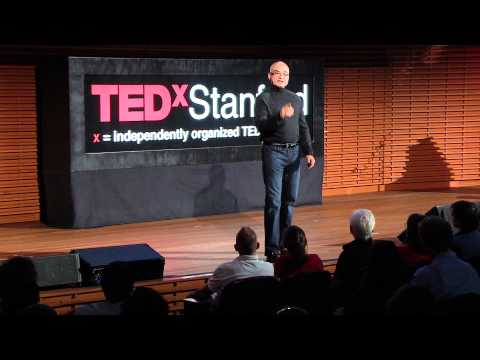 TEDxStanford - Baba Shiv - Sometimes it's good to give up the driver's seat